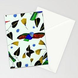 Humming Birds Stationery Cards