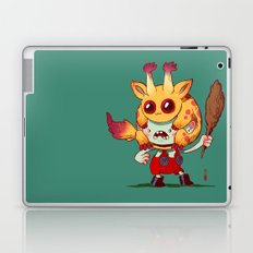 Legend of Animal Hat: Grigor and Ox Laptop & iPad Skin