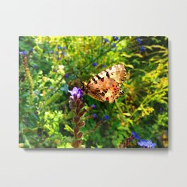 forest beauty Metal Print