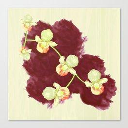 Nero Wolfes gift Canvas Print
