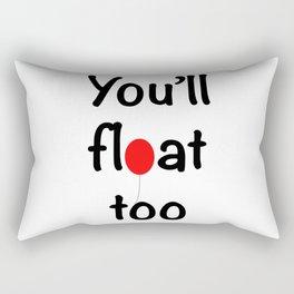 IT script fun Rectangular Pillow