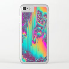 THERE'S NO LIE IN HER FIRE Clear iPhone Case