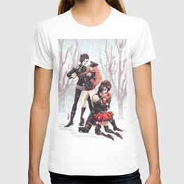 Blood on the Dance Floor - Unforgiven T-shirt