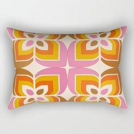 Floral Candy Rectangular Pillow