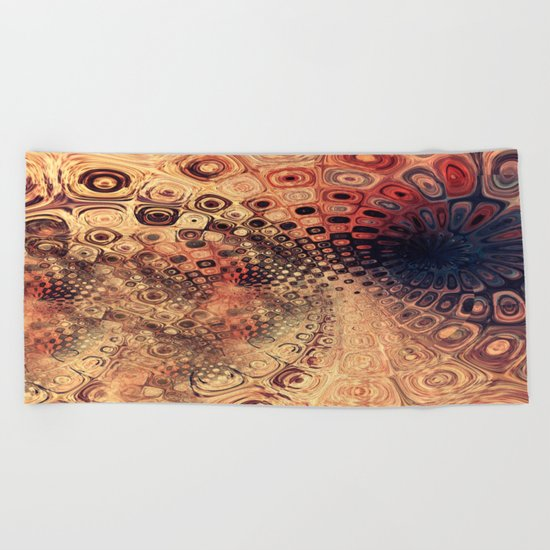 art-936 Beach Towel