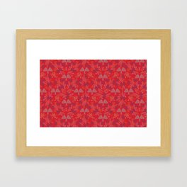 Bugs and Nature Framed Art Print