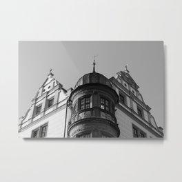Town Hall Torgau 2 Metal Print