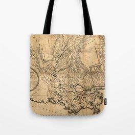 Lousiana 1806 Tote Bag