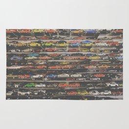 Vroom Vroom: Cars Cars Cars & More Cars Rug