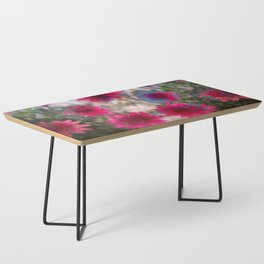 flowers abstract Coffee Table