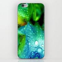 splash iPhone & iPod Skins featuring Splash by Stephanie Koehl