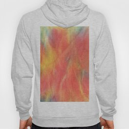 Crumpled Paper Textures Colorful P 476 Hoody