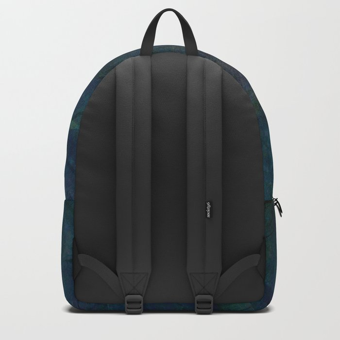 The Flower of Life Symbol Backpack