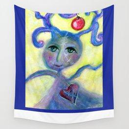 Holi Dazed O'Fae Wall Tapestry
