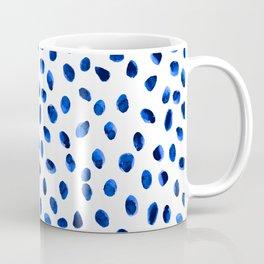 Seeing Blue Spots Coffee Mug