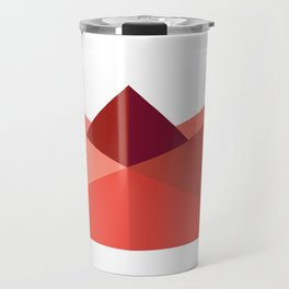Origami Hat Travel Mug