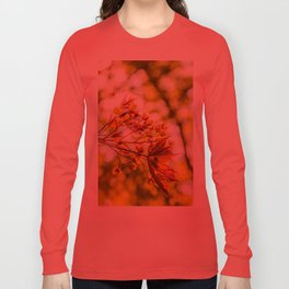Maple blooms Long Sleeve T-shirt
