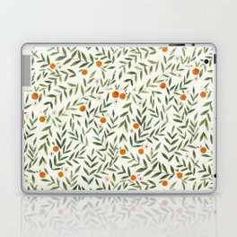Oranges Foliage Laptop & iPad Skin