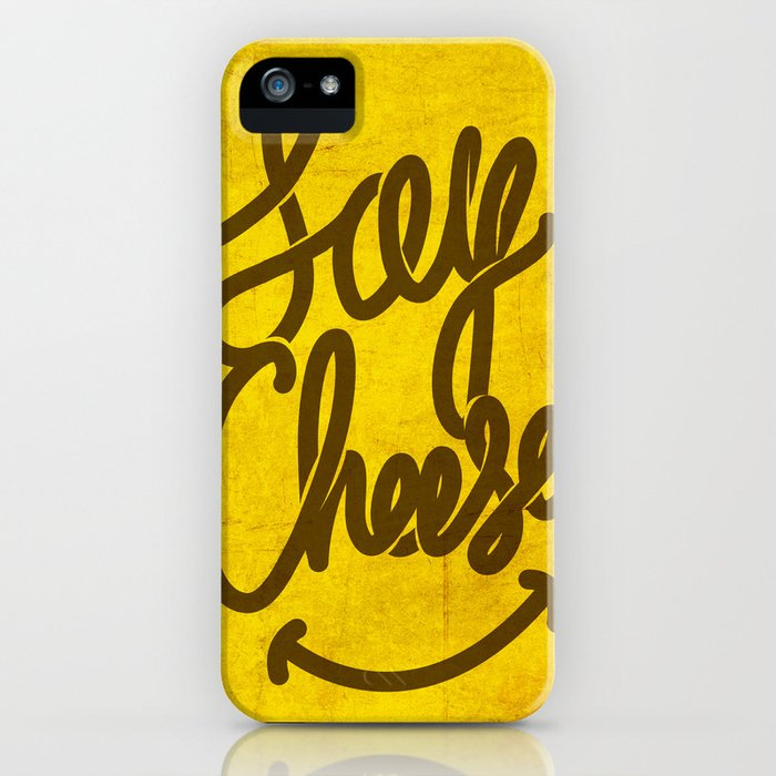 Cheese ! iPhone Case