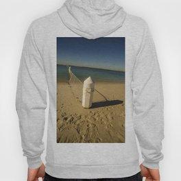 Shark Net Corner Post Brighton le Sands Australia Hoody