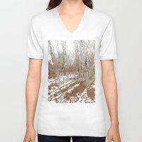 oscar wilde V-neck T-shirts featuring Oscar Wilde #6 To define is to limit by bravo la fourmi