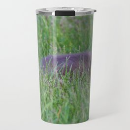 Gorgeous Gosling by Reay of Light Travel Mug