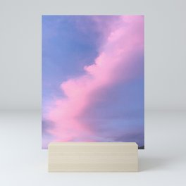 Pink Cloud Mini Art Print