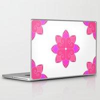fifth harmony Laptop & iPad Skins featuring Harmony by Elisa Rosa