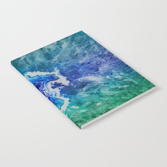 MINERAL MAZE Notebook