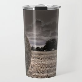 Harvesting the Land Travel Mug