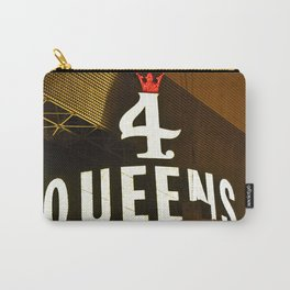 4 Queens Carry-All Pouch