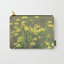 Hello Buttercup! Carry-All Pouch