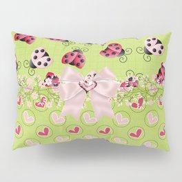 My Classic Ladybugs Pillow Sham