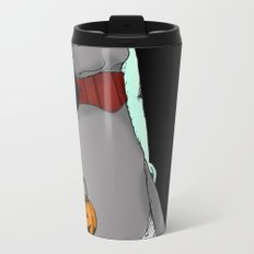 Halloween Treats Metal Travel Mug