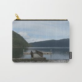 Love on the Lake Carry-All Pouch