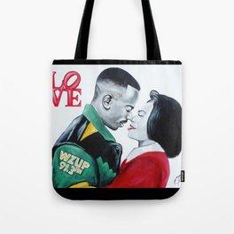 Black Love - Martin & Gina Tote Bag