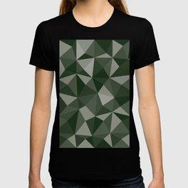 Geometric pyramids V8 T-shirt