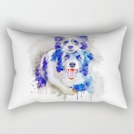 Best Buddies Rectangular Pillow