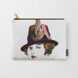 Fabulous Vintage Hats Carry-All Pouch