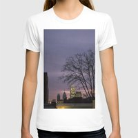 skyline T-shirts featuring skyline by Amanda Stockwell