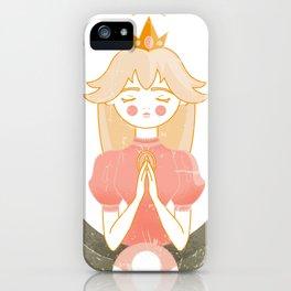 Dear Mario iPhone Case
