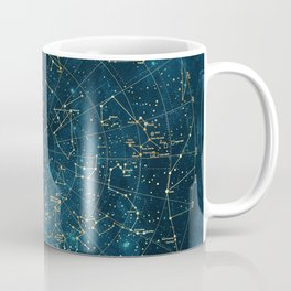 Under Constellations Coffee Mug