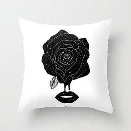 Deeper Underneath Throw Pillow