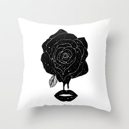 Deeper Underneath Throw Pillow