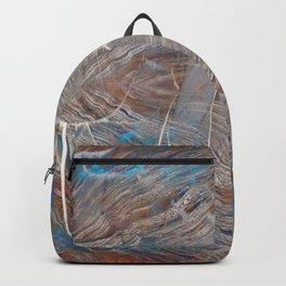 Vortex blue geometry V Backpack