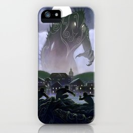 Devil's Reef iPhone Case
