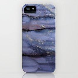black cliff iPhone Case