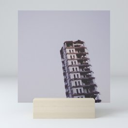 #tower Mini Art Print