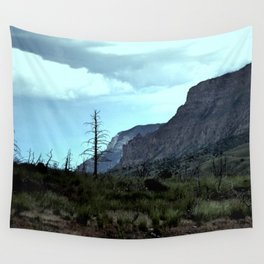 Graveyard of Trees Wall Tapestry