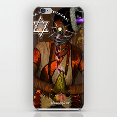 International Meditations Society iPhone & iPod Skin